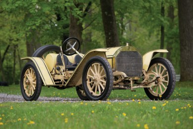 1911 Mercer Type 35R  Raceabout_Photo credit Darin Schnabel (c) 2014 Courtesy of RM Auctions