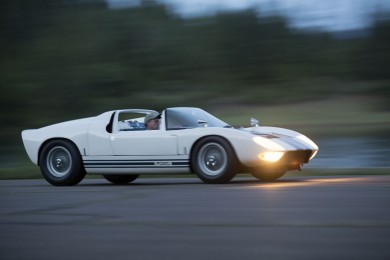 1965 Ford GT40 Roadster  Prototype_Photo credit Pawel Litwinski (c) 2014 Courtesy of RM Auctions