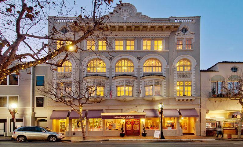 Monterey Hotel ext