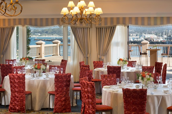 Monterey Plaza weddings
