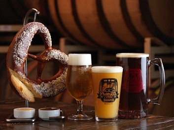Peter B's Pretzel & Brews