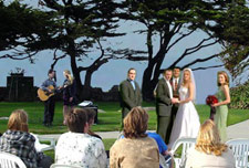 CA Vacation Center weddings
