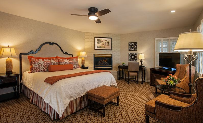 Casa Munras Room